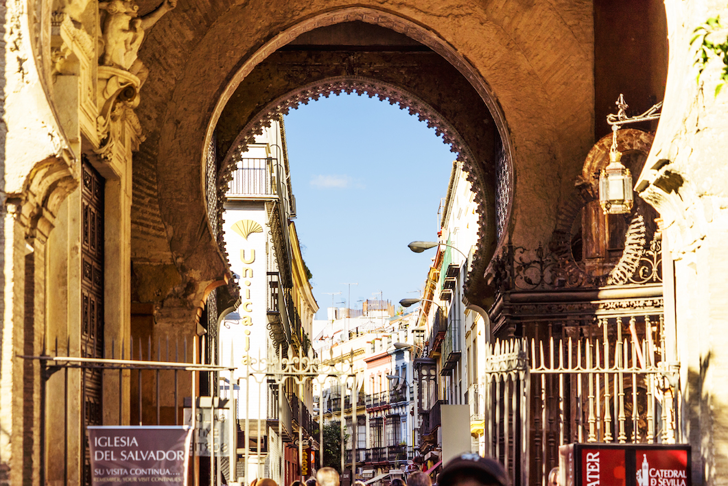 Sevilla Compositie fotografie 8