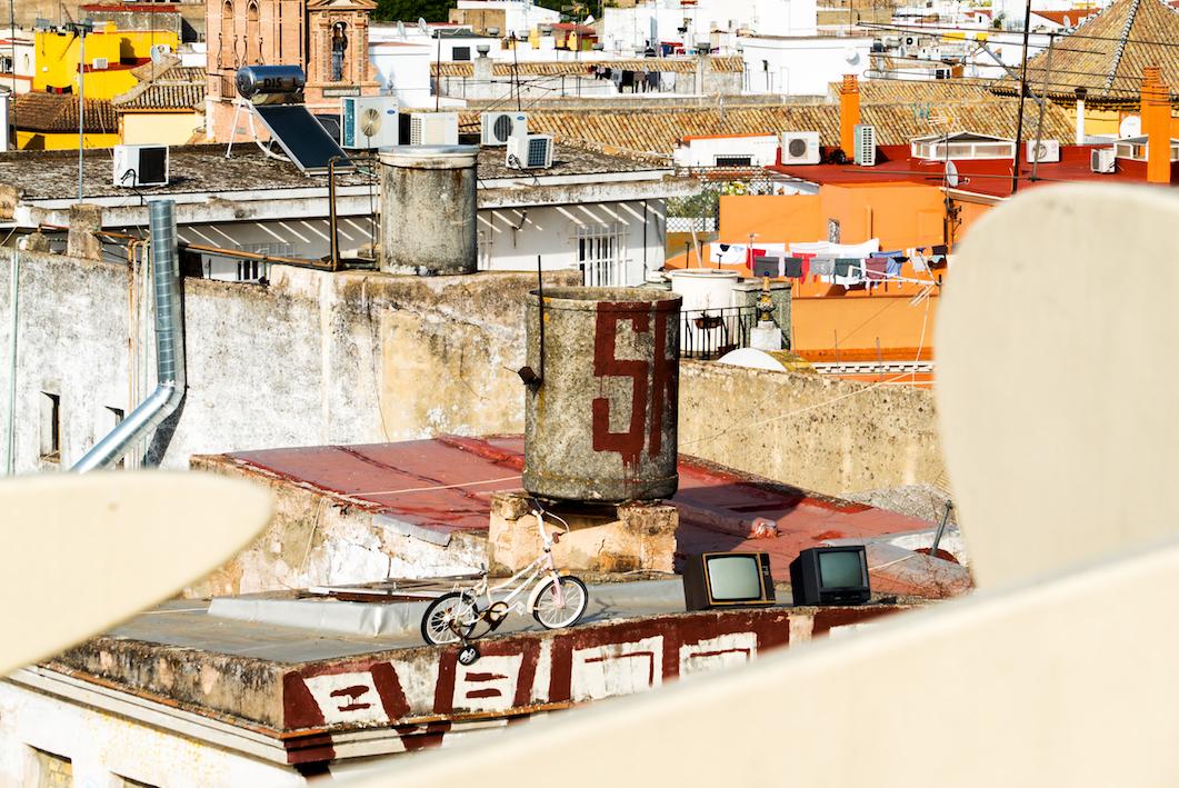 Sevilla Compositie fotografie 2