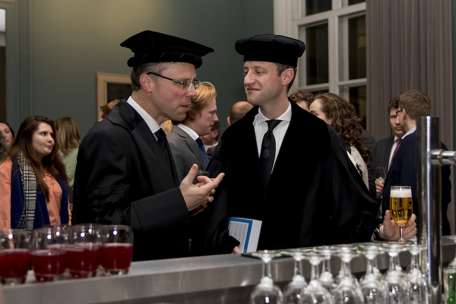 Fotografie Promotie Leiden 7