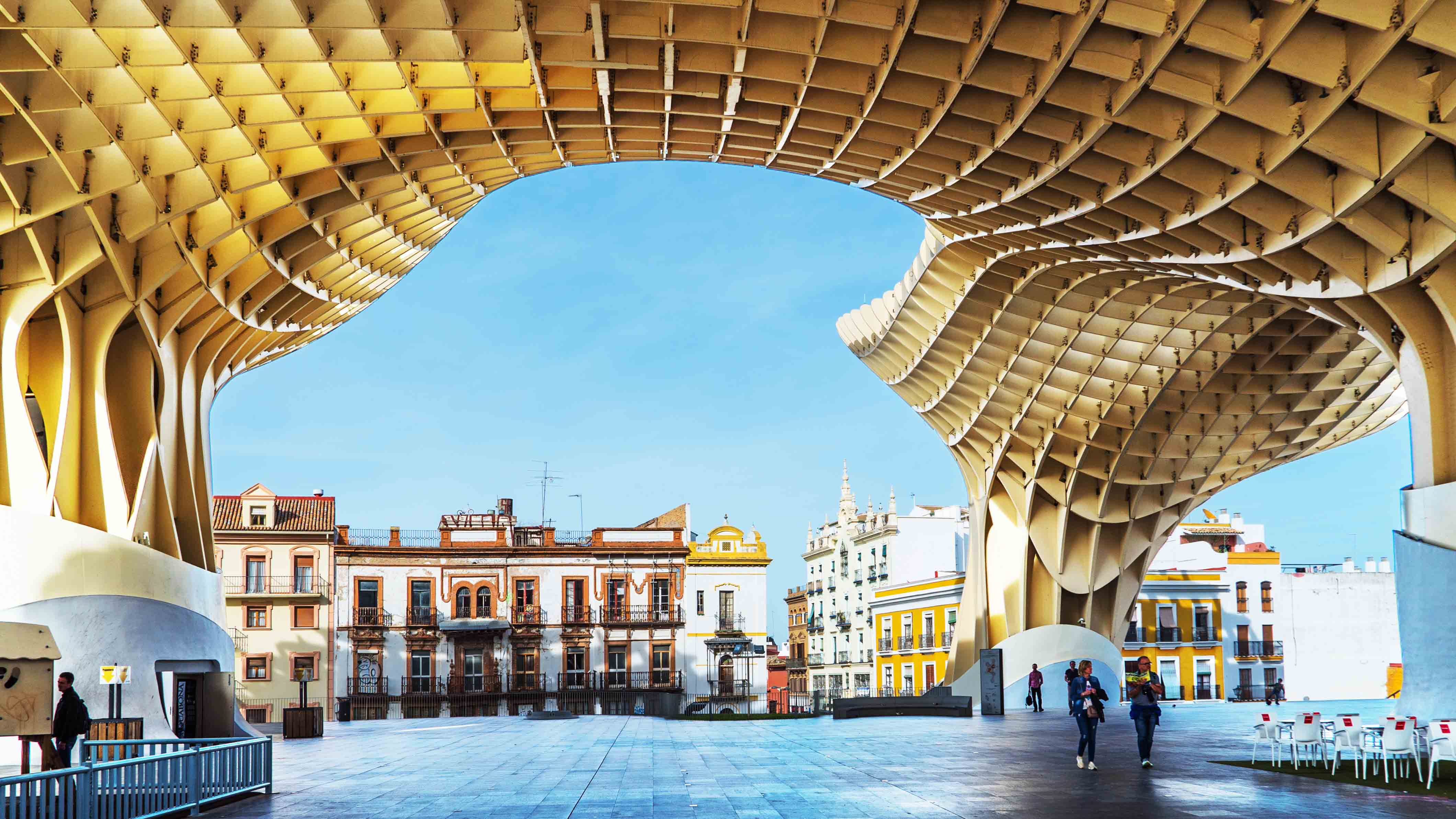 Sevilla Compositie fotografie 4