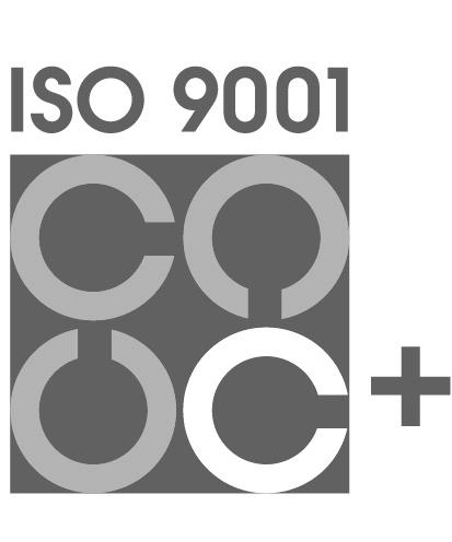 ISO 9001 C+