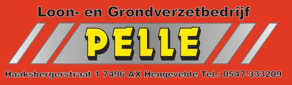 Logo Loonbedrijf Pelle