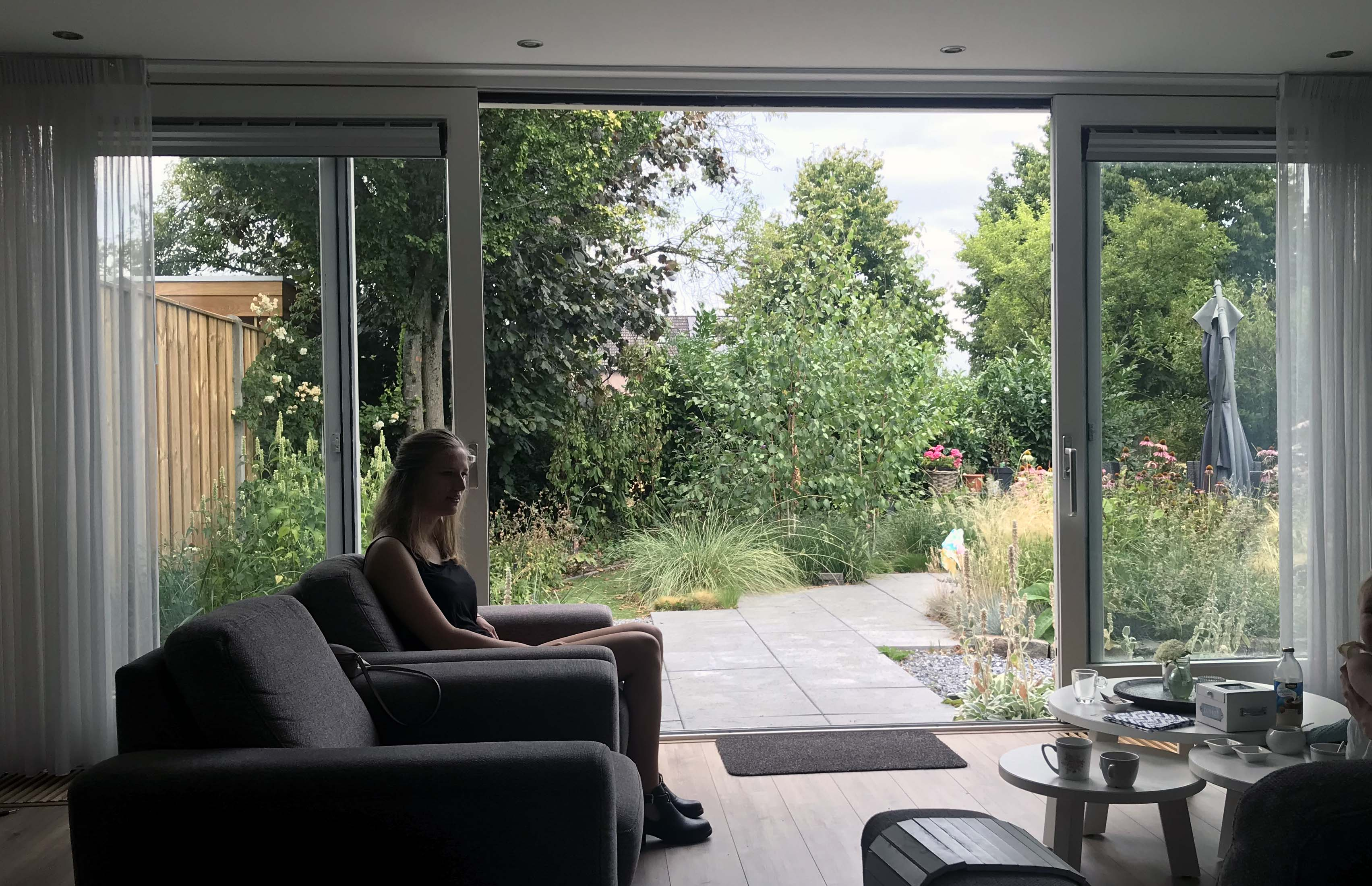 Voel je thuis in eigen tuin