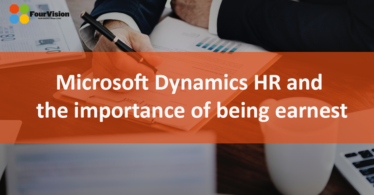 Microsoft Dynamics HR Blase Casillas blog