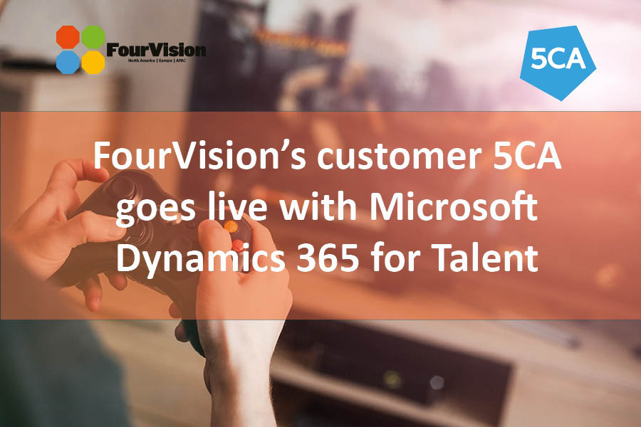 FourVision 5CA Dynamics 365 for Talent