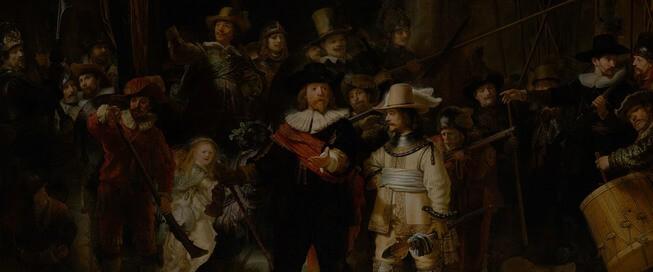 Rembrandt nachtwacht