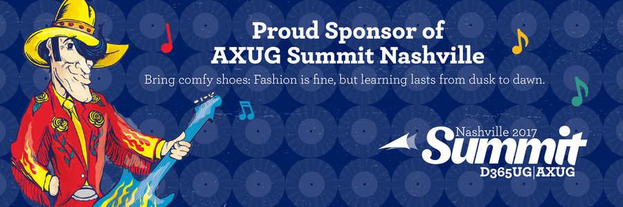 AXUG Summit Nashville D365