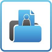 web app document management dynamics talent