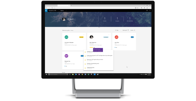Onboarding Dynamics 365 for Talent