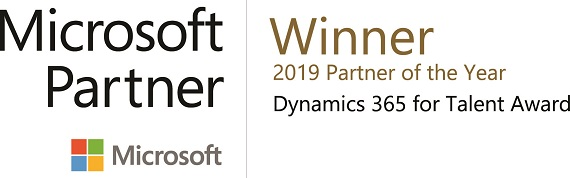 Dynamics 365 Microsoft Partner of the year FourVision
