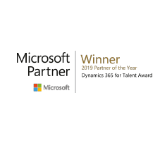 FourVision Partner of the Year Microsoft