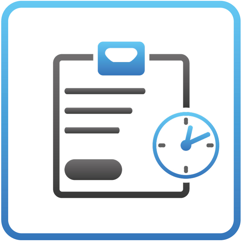 Timesheet registration web app